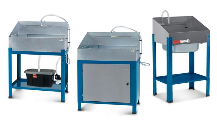 maquina de lavar peças industriais