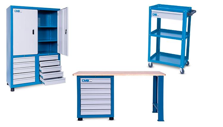 móveis e equipamentos