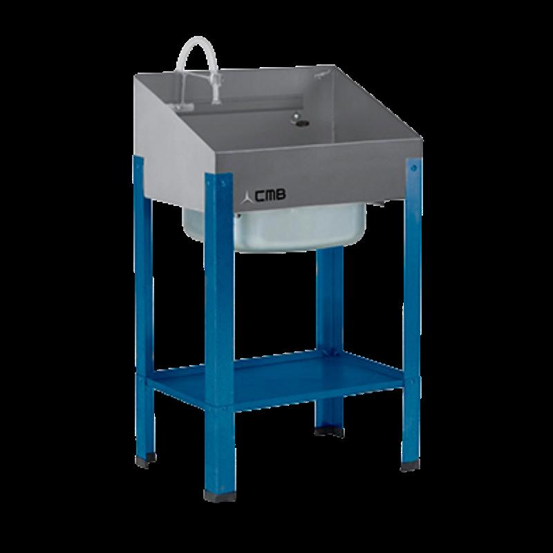 LBD10/1 – Lavadora de Peças Aberta Basic, Desmontável 110V