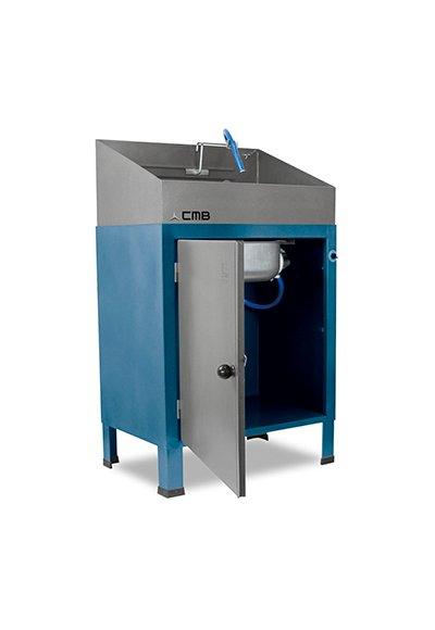 LBD11/1 – Lavadora industrial Basic Fechada, Desmontável, 110V
