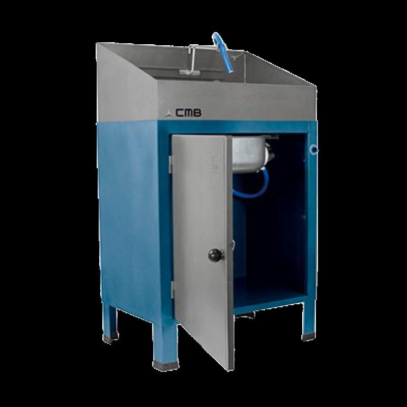 LBD11/2 – Lavadora industrial Basic Fechada, Desmontável 220V