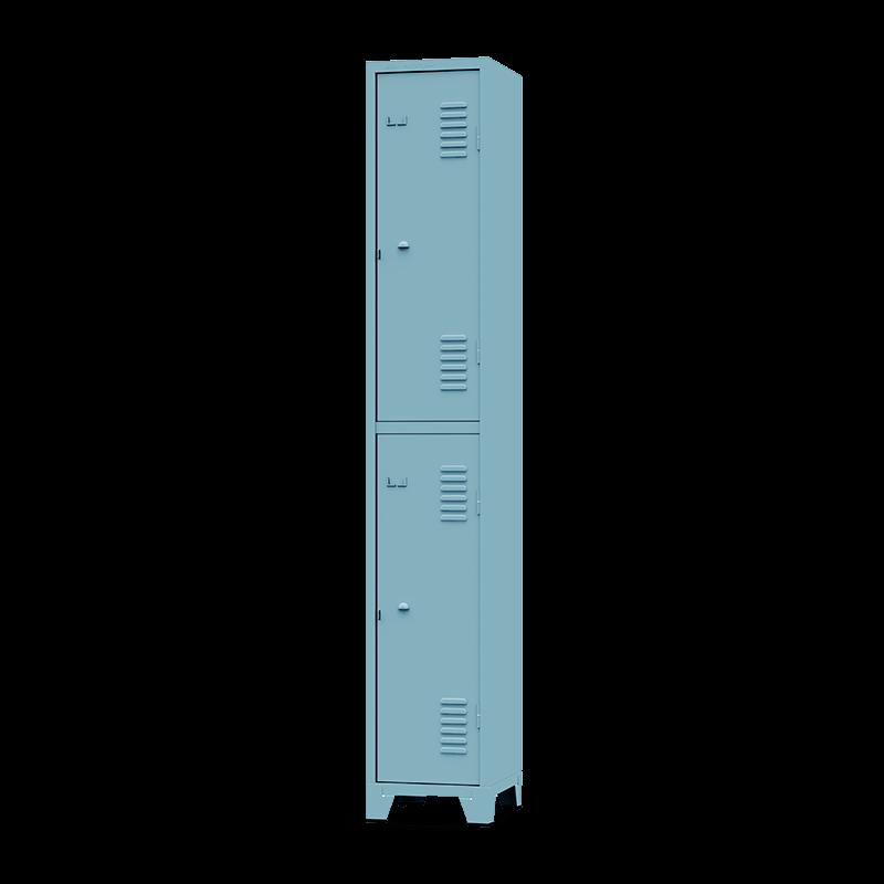 ROUP005 – Armário Roupeiro com 2 Portas Grandes