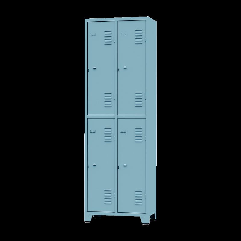 ROUP006 – Armário Roupeiro com 4 Portas Grandes