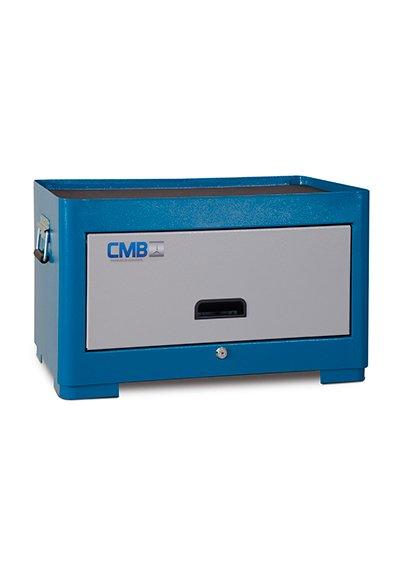 BAU605 – Baú Para Ferramentas 600mm com 1 Porta Retrátil
