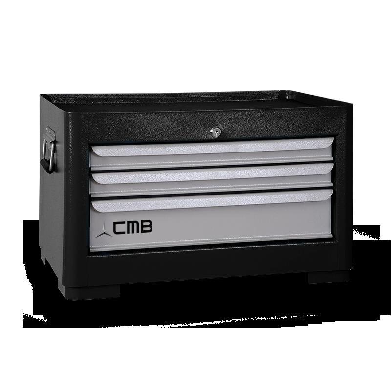 BAU603 – Baú para Ferramentas 600mm com 3 Gavetas