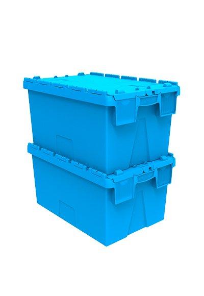 CXP001 – Caixa Plástica Container Azul