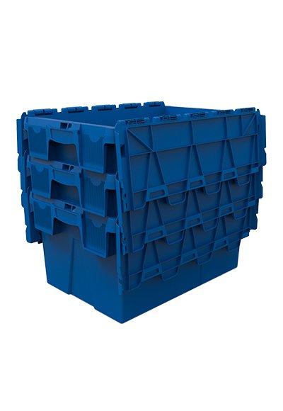 CXP002 – Caixa Plástica Container Azul