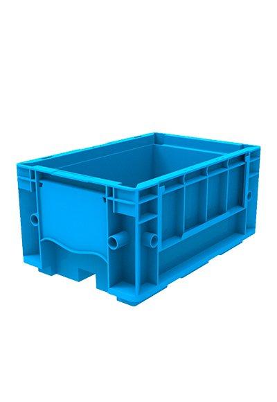 CXP003 – Caixa Plástica Container Azul