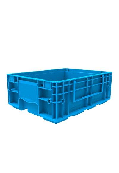 CXP004 – Caixa Plástica Container Azul