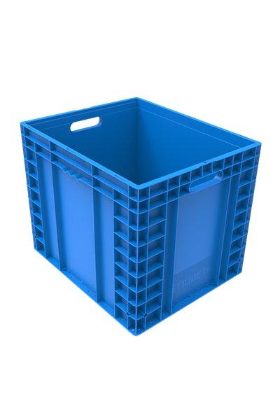 CXP008 – Caixa Plástica Container Azul