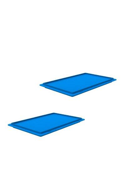 TCP001 – Tampa Para Caixa Plástica 300 x 200 Azul