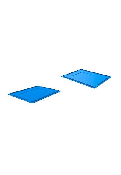 TCP002 – Tampa Para Caixa Plástica 400 x 300 Azul