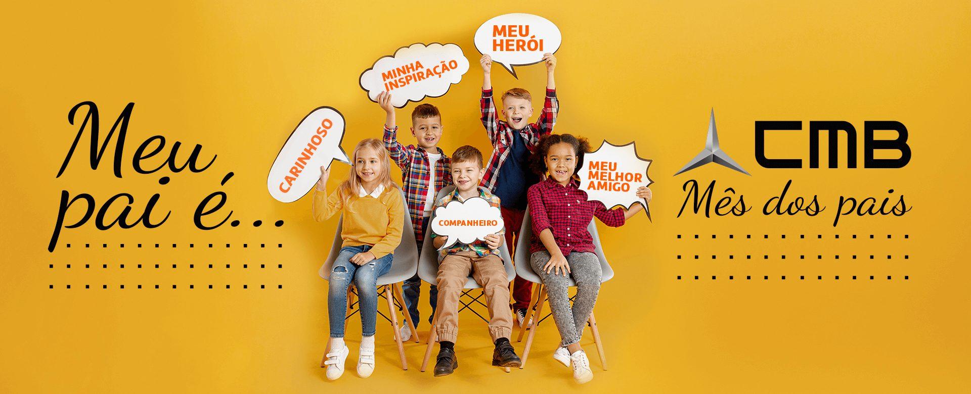 Dia dos Pais CMB - Crianças - Desktop