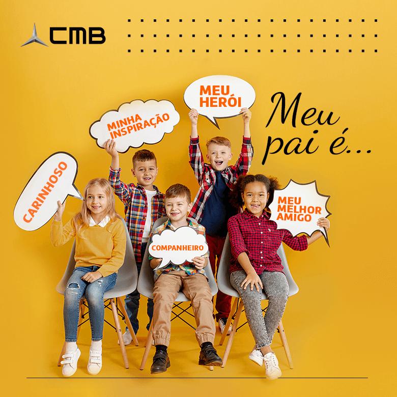 Dia dos Pais CMB - Crianças - Mobile